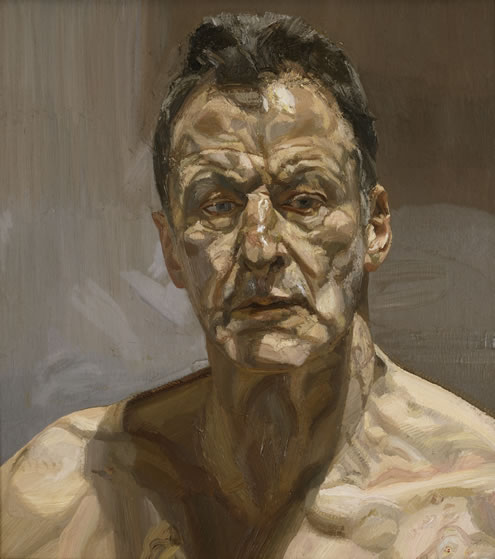 lucian-freud-reflection