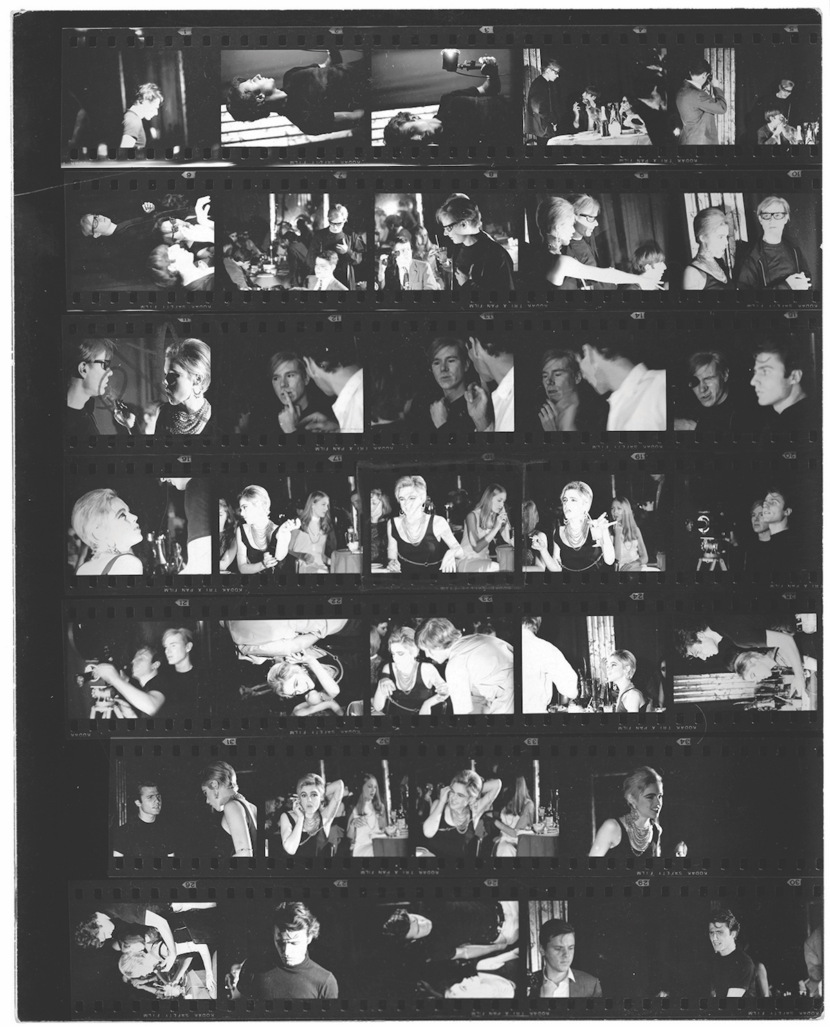 017-Contact-sheet-From-Shore's-first-shoot-at-L'Avventura