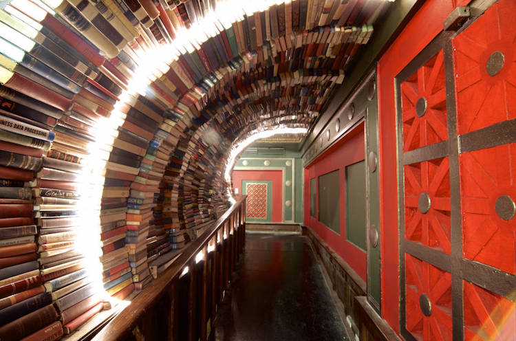 The Last Bookstore in Los Angeles, California